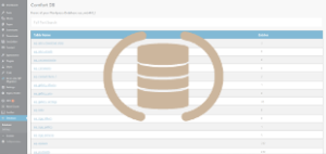WordPress Plugin - TS Comfort Database